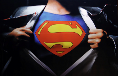 "Foto: ""S is for Superman"" por Xurble (CC BY 2.0)"